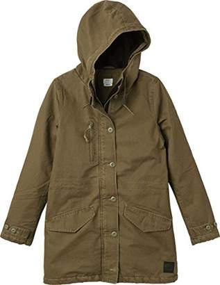 RVCA Women's Ground Control Sherpa Lined Jacket