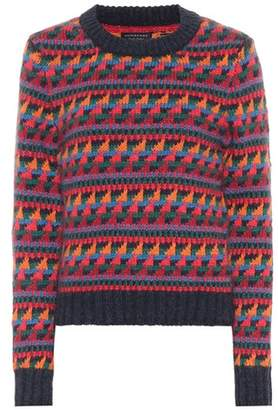 Burberry Wool and mohair-blend sweater