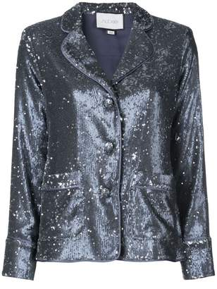 Alexis sequin embellished jacket