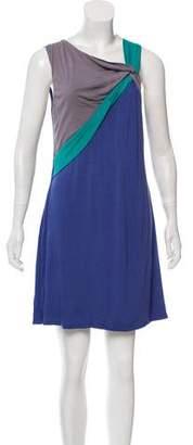 Ella Moss Colorblock Mini Dress w/ Tags
