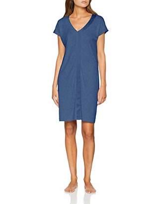 Hanro Women's Elara Cap Sleeve Gown