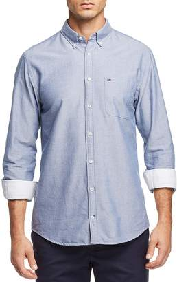 Tommy Hilfiger Engineered Oxford Regular Fit Button-Down Shirt