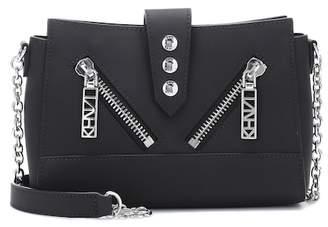 Kenzo Tiny Kalifornia leather shoulder bag