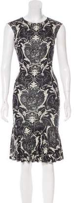 Bailey 44 Printed Knee-Length Dress