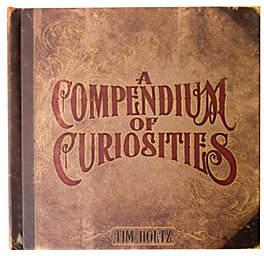 IDEA Tim Holtz Holtz Book - A Compendium of Curiosities