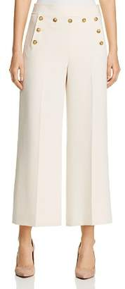 Tory Burch Cropped Sailor Pants