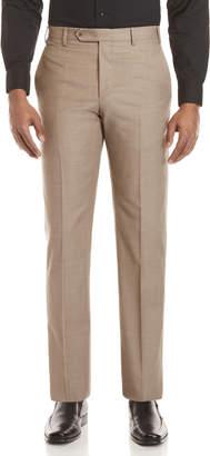 Zanella Tan Tasmanian Wool Pants