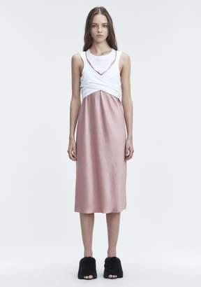Alexander Wang WASH & GO SLIP DRESS