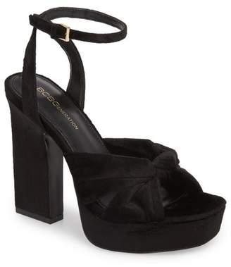 BCBGMAXAZRIA Chiara Platform Sandal (Women)