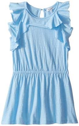 Splendid Littles Flounce Dress Girl's Dress