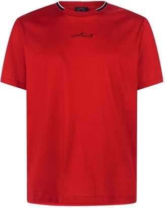 Paul & Shark Shark Outline T-Shirt