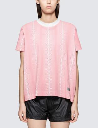 adidas by Stella McCartney Snake Print T-shirt