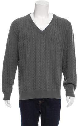 Louis Vuitton Cashmere Cable Knit Sweater