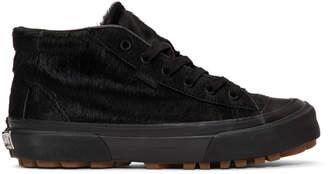 Vans Black Pony Hair GI LX Sneakers