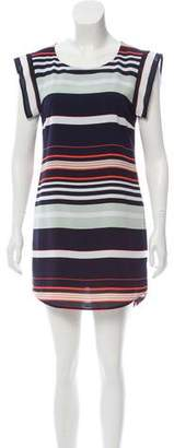 Rebecca Minkoff Striped Shift Dress