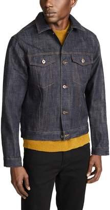 Naked & Famous Denim Japan Heritage Denim Jacket