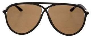 Tom Ford Aviator Tinted Sunglasses