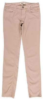 L'Agence Low-Rise Skinny Pants