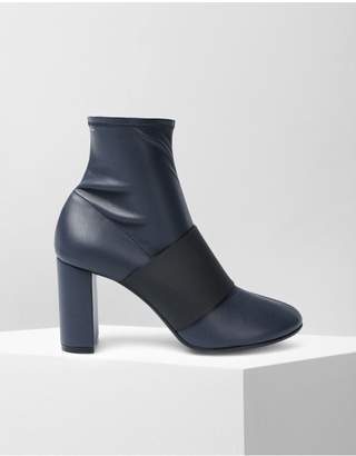 Maison Margiela Ankle Boots With Strap
