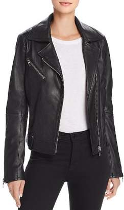 Joe's Jeans Leather Moto Jacket