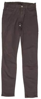 J Brand Low-Rise Skinny Pants
