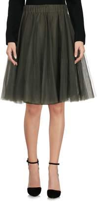 P.A.R.O.S.H. Knee length skirts - Item 35377248QW