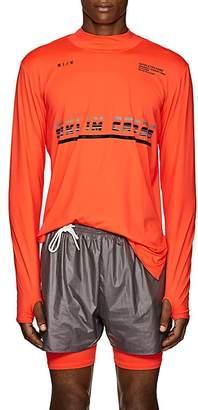 Siki Im Men's Tech-Jersey Long-Sleeve T-Shirt