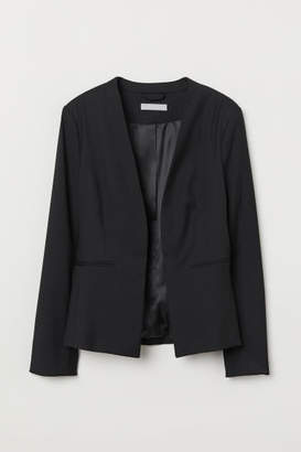 H&M Fitted Jacket - Black