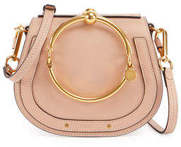Chloe Nile Small Bracelet Crossbody Bag $1,550 thestylecure.com