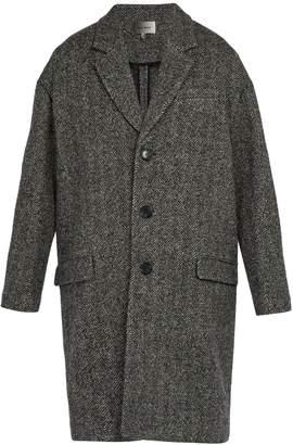 Isabel Marant Faxon wool coat