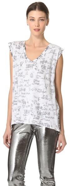 Faith Connexion Printed T-Shirt