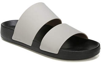 Vince Mariner Rubber Slide Sandal