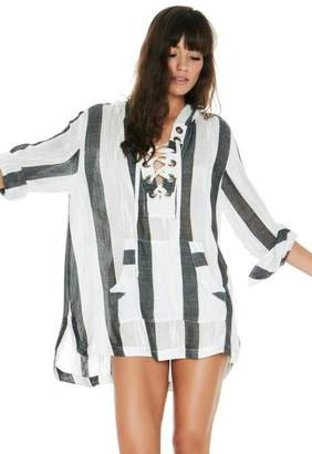 L-Space L SPACE Love Letters Tunic