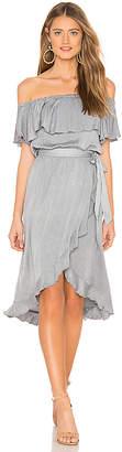 Chaser Ruffle Dress