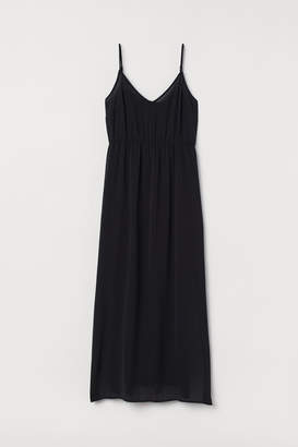 H&M H&M+ Maxi Dress - Black