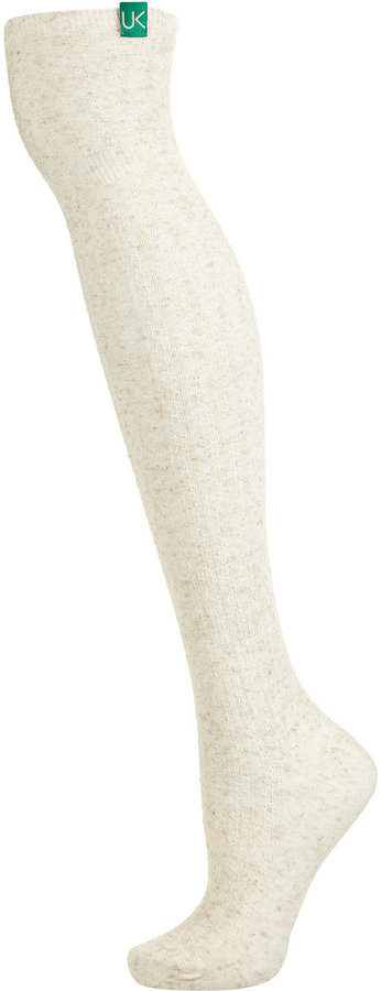 Urban Knit Knee High Socks