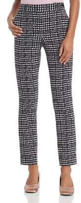 Theory Slim Stretch-Tweed Pants - 100% Exclusive