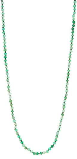 JEMMA SANDS Solana Semiprecious Stone Necklace