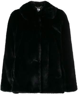 Opening Ceremony Snowblind faux fur coat