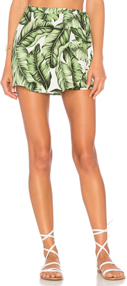 Show Me Your Mumu The Great Wrap Short $118 thestylecure.com