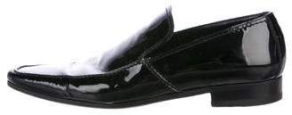 Saint Laurent Patent Leather Loafers