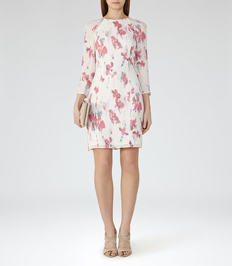 Kami Printed Long-Sleeved Dress $370 thestylecure.com
