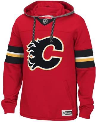 Reebok Calgary Flames Team Jersey Hoodie