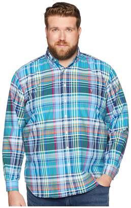 Polo Ralph Lauren Big Tall Oxford Men's Clothing