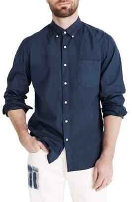 J.Crew J. Crew Slim Fit Stretch Secret Wash Garment Dyed Sport Shirt