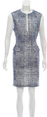 Tory Burch Patterned Shift Dress
