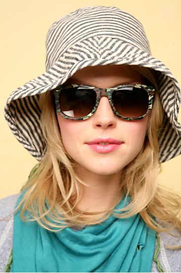 Organic Floppy Sun Hat
