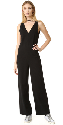 James Perse Palazzo Jumpsuit $365 thestylecure.com