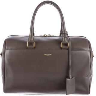 Saint LaurentSaint Laurent Classic Duffle 6 Bag