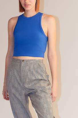 Urban Outfitters Austin Ring-Back Cropped Tank Top